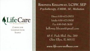 RK Business Card-2016